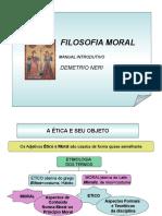 Filosofia Moral Demetrio Neri