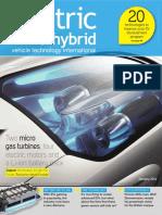 Electric & Hybrid Vehicle Tech