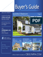 Coldwell Banker Olympia Real Estate Buyers Guide January 30th 2016