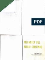 Mecanica del Medio Continuo Enzo Levi