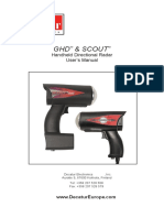 Ghd-scout User Manual 6-10-10-e