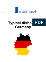 typical dishes in germany