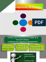 2. Plan y Programas de Estudio