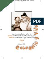 Evangelio y Vida Enero - Febrero 2016