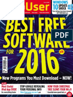 Web User - Best Free Software for 2016