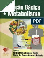 Nutrição Básica E Metabolismo -