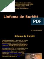 Linfoma de Burkitt