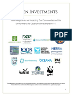 2016 Green Investments