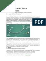 Descripción de los Tubos Endotraqueales