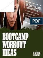 Bootcamp Workout Ideas Free Sample