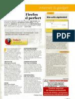 Transforma Firefox in Browserul Perfect