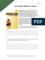 banana land doc  handout