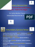 Inmunidad y Ejercicio