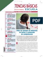 ee6- PISA un ejemplo de definición de tareas y evaluación de competencias