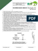 Reglamento Biologia 2