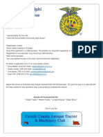 tractor drive entry form 16