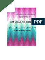 Ambiente Excel Ana Valeria Salazar