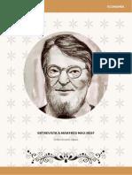 Economía, Entrevista a Manfred Max Neef