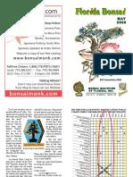 Florida Bonsai - May 06 Print