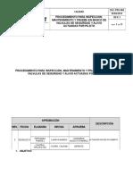 SGC-PRG-064PROCEDIMIENTO PARA INSPECCIÓN MANTENIMIENTO Y PRUEBA EN BANCO DE VALVULAS DE SEGURIDAD Y ALIVIO ACTUADAS POR PILOTO  REV  1.doc