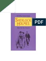 Doyle, Arthur Conan - Sherlock Holmes - Das Tal der Furcht