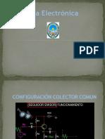 Base y Colector Comun