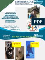 1.-.Ponencia Enfoque Educativo Peruano...Ere Agosto 2015