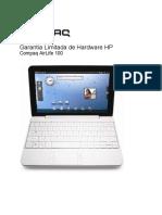 Compaq AirLife 100 - Garantia Limitada de Hardware HP (LA Spanish)