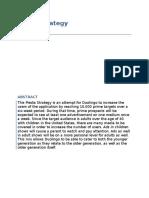 voggel - assignment 2  media strategy  - duolingo