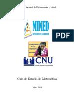 Guia Autoestudio Matematica 2015