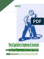 Modelo de Plan de Capacitación y Desarrollo S&C