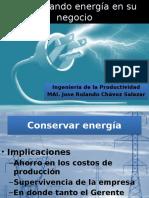 Conservar Energia en Tu Trabajo