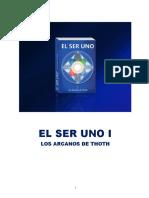 EL SER UNO I - Los Arcanos