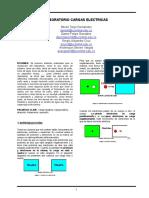 Informe de Laboratorio Cargas Electricas