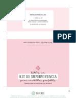 Kit Supervivencia Boda -This is Kool