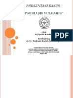 CRS Psoriasis Raudhah