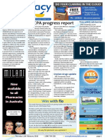 Pharmacy Daily for Thu 11 Feb 2016 - 6CPA progress report, Chemplus gains ground, EMA Zika attack plan, Travel Specials and much more