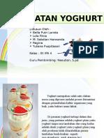 Pembuatan Yoghurt Persentasi