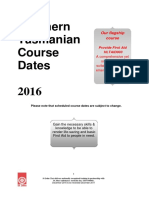 Course Booklet South 2016 1