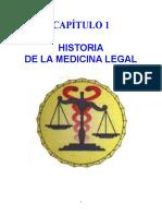 1.- Historia de La Medicina Legal (Mundial y México)