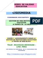 Estanderes de Calidad Educativa