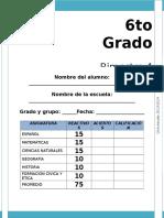 6to Grado - Bimestre 4 examen ceibi (2012-2013).doc