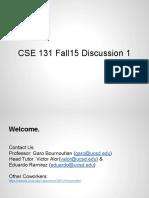 CSE 131