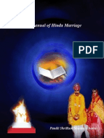 Manual of Hindu Marriage