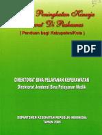 Buku Pedoman Kinerja Perawat Puskesmas