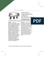 PF - Consideracoes Sobre a Sua Aplicação Em Infra-Estrutura No Brasil 2002 [ BORGES & FARIA - BNDES]