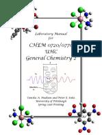 UHC Gen Chem 2 Manual