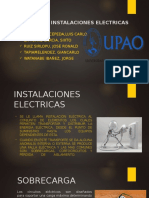 INSTALACIONES ELECTRICAS (fallas electricas) Grupo 2.pptx