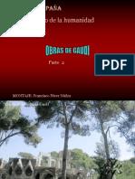Obras de Gaudi 2