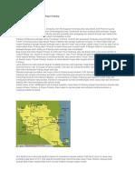 Sejarah Ringkas Pentadbiran Negeri Pahang